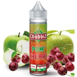 CHUBBIZ – Pom' Cherry 50ML